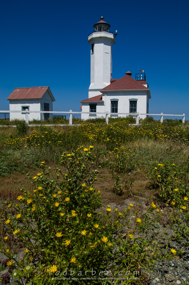 Barbee_050717_1_7071 |  Pt. Wilson Lighthouse, Fort Worden State Park
