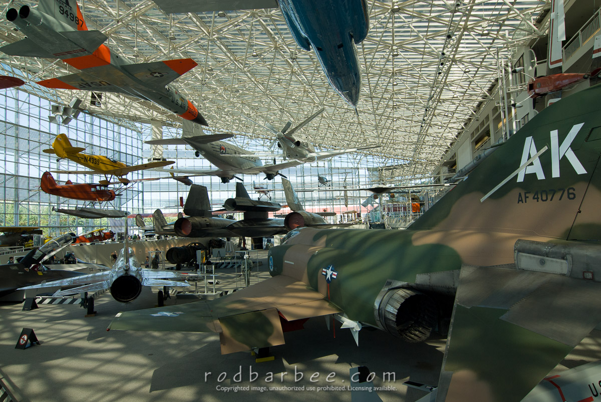 Barbee_060901_2_2461 |  Museum of Flight at Boeing Field