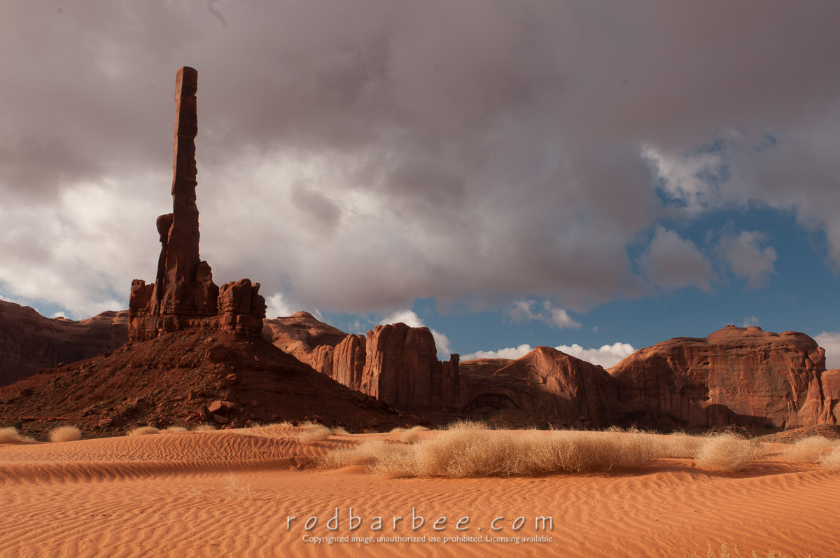 Barbee_130417_3_1188 |  The Totem Pole, Monument Valley